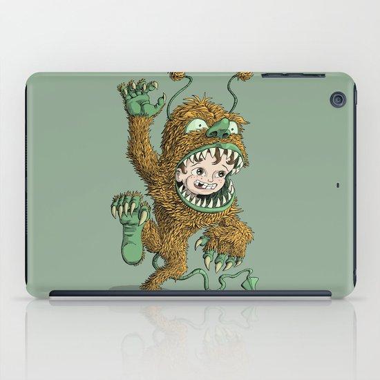 Monster Inside iPad Case