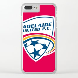 adelaide united Clear iPhone Case