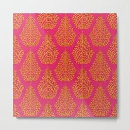 SPIRIT pink satsuma Metal Print
