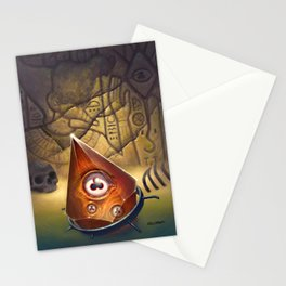 The Haunter of the Dark Stationery Cards