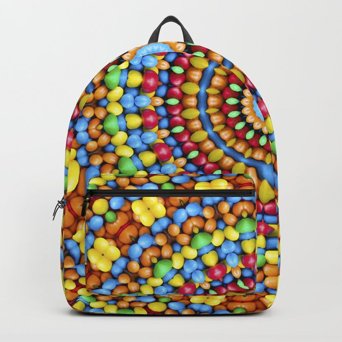 Kaleidoscope Candy Backpack