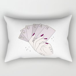 You Can Rectangular Pillow