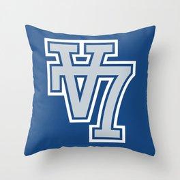 V7 Throw Pillow
