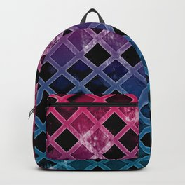 Abstract Geometric Background #16 Backpack