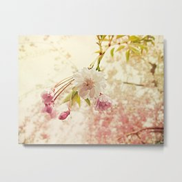 Spring bling Metal Print