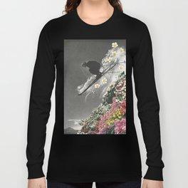 Spring Skiing Long Sleeve T-shirt