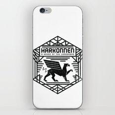 HOUSE HARKONNEN CREST iPhone Skin