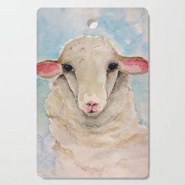 Little Lambs Eat Ivy Cutting Board