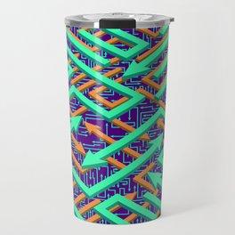 Misdirection - III Travel Mug