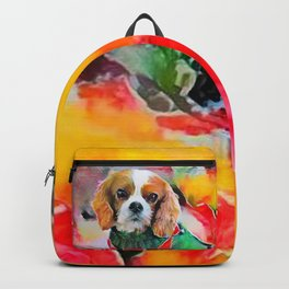 A Very Good Boy Backpack