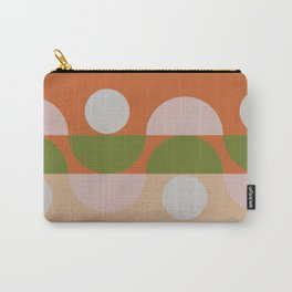 Geometric Shapes #fallwinter #colortrend #decor Carry-All Pouch