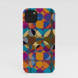 Multi Retro iPhone Case