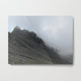 Mystery Ridge?   Metal Print