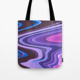 Candy Swirl Tote Bag