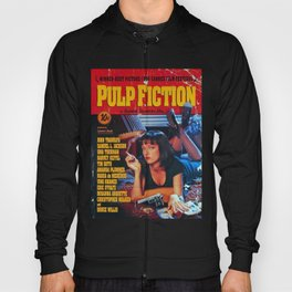 Pulp Fiction Poster Hoody