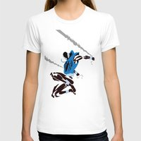 spider man T-shirts featuring Spider-Man - Scarlet Spider by TracingHorses
