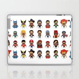 Screaming Heroes Laptop & iPad Skin