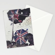 Jubilee rain  Stationery Cards