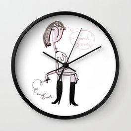 so good Wall Clock