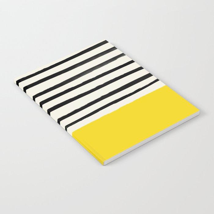 Sunshine x Stripes Notebook