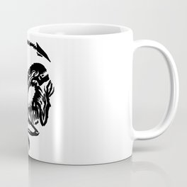 Xenoraptor Fossil Coffee Mug