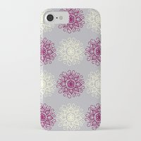 wallpaper iPhone & iPod Cases featuring wallpaper by Art Stuff