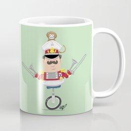 Captain Pizzazz Coffee Mug