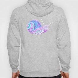 Psychedelic Galaxy Snail Hoody