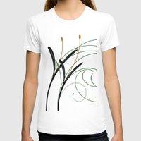 grass T-shirts featuring Grass by DistinctyDesign