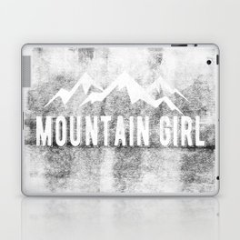 Mountain Girl Laptop & iPad Skin