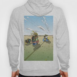 UNTITLED 2007 - color Hoody