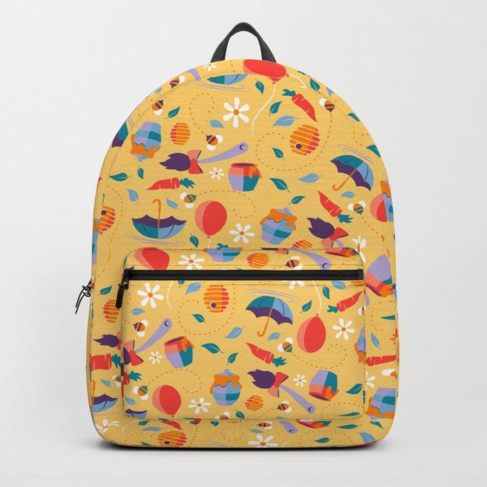 How Do You Spell Love? Backpack By Artbylprentice