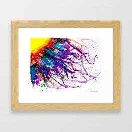 Hayfever Framed Art Print