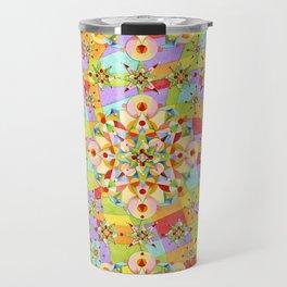 Rainbow Sparkles Travel Mug