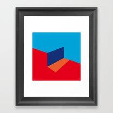 GEOMETRICO Framed Art Print