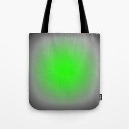 Green & Gray Focus Tote Bag