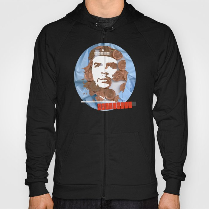 Che Guevara Collage Hoody