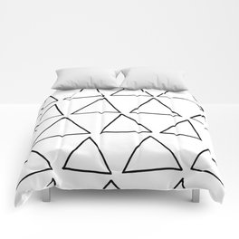 triangles at play Comforters