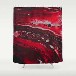 SEVERAL HUNDRED APOLOGIES Shower Curtain