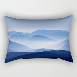 Mountain Shades Rectangular Pillow