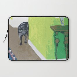 Sprocket Rounding the Corner Laptop Sleeve