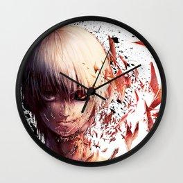 Tokyo Ghoul Ken Kaneki Wall Clock