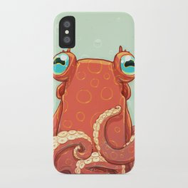 Goldie the Octopus iPhone Case