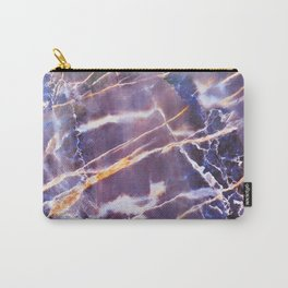 Abstract background texture marble stone Carry-All Pouch