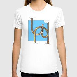 Rainbow limbs T-shirt
