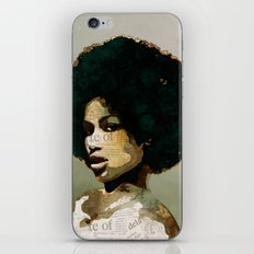 I am not your baby iPhone & iPod Skin