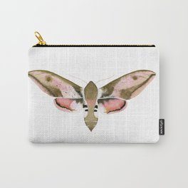Hawk Moth Carry-All Pouch