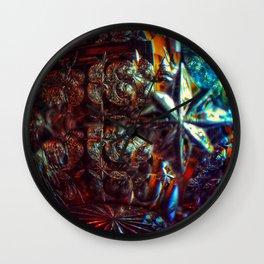 Chamber of Reflection Wall Clock