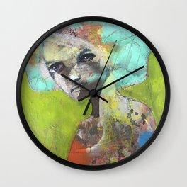 A bright future Wall Clock
