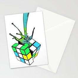 Rubik's Challenge Stationery Cards